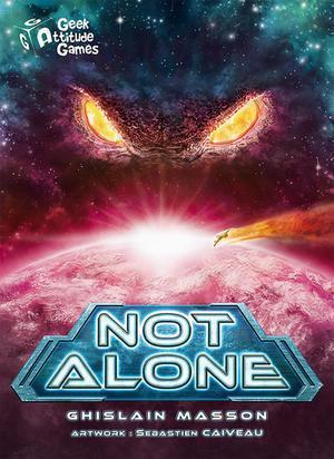 Not Alone - Second Edition