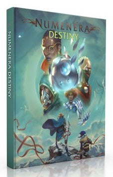 Numenera: Destiny (expected in stock on 23rd October)