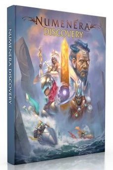 Numenera: Discovery (expected in stock on 23rd October)
