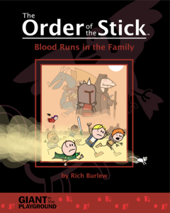 Order of the Stick Vol 5: Blood Runs in the Family