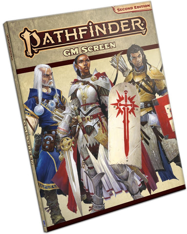 Pathfinder RPG Second Edition: GM Screen