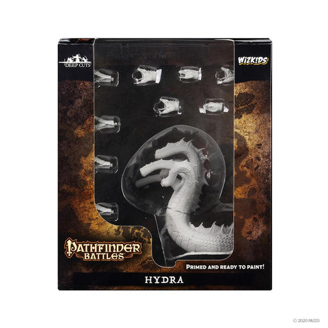 WZK90040: Hydra: Pathfinder Battles Deep Cuts Unpainted Miniatures (W11)