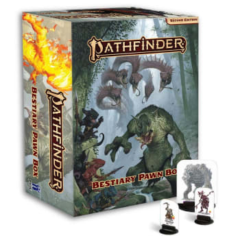 Pathfinder Second Edition Pawns: Bestiary Pawn Collection