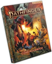 Pathfinder RPG Second Edition: Core Rulebook