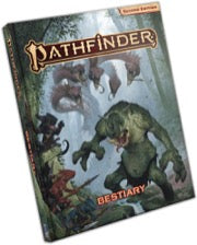 Pathfinder RPG Second Edition: Bestiary