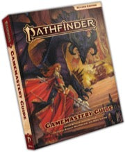 Pathfinder Second Edition Gamemastery Guide Standard Hardcover