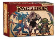 Pathfinder Second Edition Bestiary Battle Cards