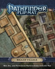 Flip Mat: Bigger Village