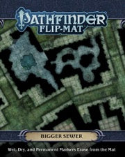 Pathfinder Flip-Mat: Bigger Sewer (release date 17th October)