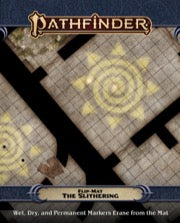 Pathfinder Flip-Mat: The Slithering
