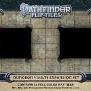 Pathfinder Flip-Tiles: Dungeon Vaults Expansion (release date 24th April)