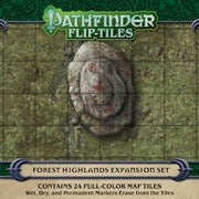 Pathfinder Flip-Tiles: Forest Highlands Expansion (release date 26th June)