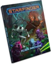Starfinder: Alien Archive - reduced price*