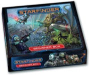 Starfinder Roleplaying Game: Beginner Box - reduced price*