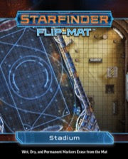 Starfinder Flip-Mat: Stadium (expected in stock on 11th August)