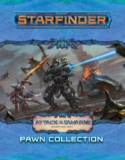Starfinder Attack of the Swarm: Pawn Collection