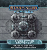 Starfinder Flip-Tiles: Space Station Starter Set (expected in stock on 11th August)