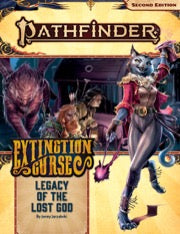 Pathfinder Adventure Path: Legacy of the Lost God (The Extinction Curse 2 of 6)