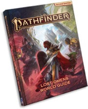 Pathfinder RPG Second Edition: Lost Omens World Guide Hardcover