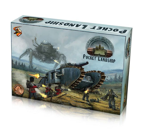 Pocket Landship (expected in stock on 20th January)
