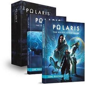 Polaris RPG: Core Rulebooks 2-Book Set