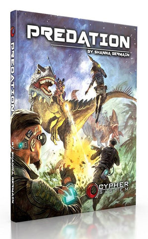 Cypher System: Predation - Leisure Games