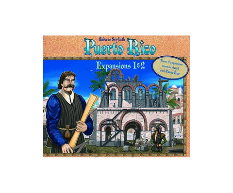 Puerto Rico Expansions 1 & 2 (expected in stock on 25th June)