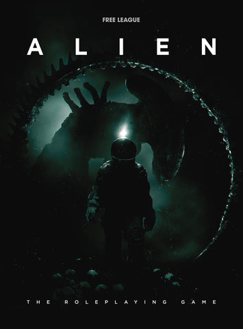Alien RPG + complimentary PDF (release date 10th December)