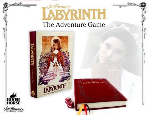 Jim Henson's Labyrinth: The Adventure Game RPG