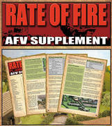Rate of Fire: AFV Supplement