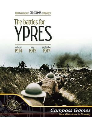 Red Poppies Campaigns: The Battles for Ypres