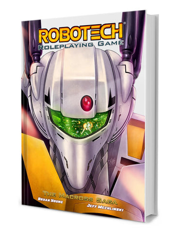 Robotech: The Macross Saga - RPG