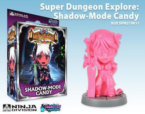 Super Dungeon Explore: Shadow-mode Candy