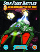 Star Fleet Battles: C3A: Andromedan Threat File