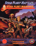 Star Fleet Battles: M: Star Fleet Marines