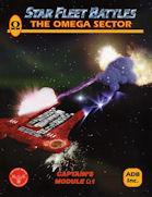 Star Fleet Battles: O1: The Omega Sector