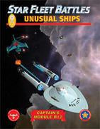 Star Fleet Battles: R12: Unusual Ships