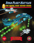Star Fleet Battles: R9: The Ships That Never Were