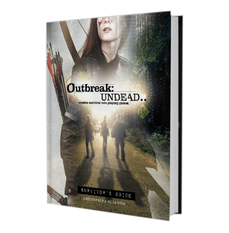 Outbreak Undead 2E: Survivor's Guide