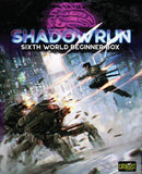 Shadowrun Sixth World Beginner Box - pre-order (expected June)