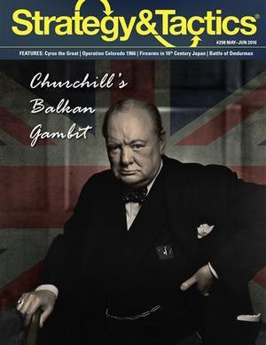 Strategy & Tactics 298: Churchill's Balkan Gambit