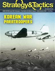 Strategy & Tactics Issue #321 (Airborne Korea) (expected in stock on 10th February)