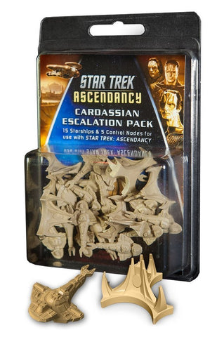 Star Trek Ascendancy: Escalation Pack (extra ship pack)