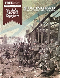 Strategy & Tactics Quarterly #3 - Stalingrad, Turning Point in the East
