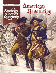 Strategy & Tactics Quarterly #9 - American Revolution