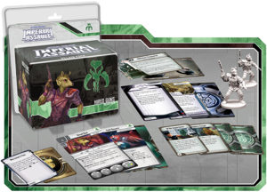 Star Wars Imperial Assault: Hired Guns Villiain Pack