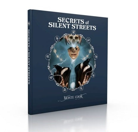 Invisible Sun RPG: Secrets of Silent Streets