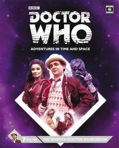 Doctor Who: Seventh Doctor Sourcebook + complimentary PDF