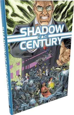 Fate Core: Shadow of the Century + complimentary PDF