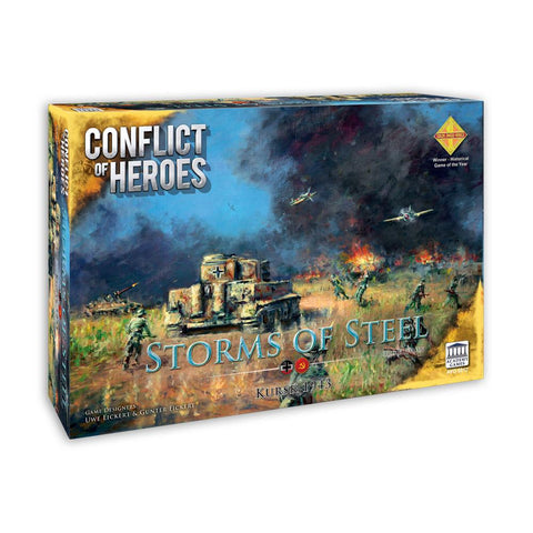 Conflict of Heroes 3e: Storm of Steel